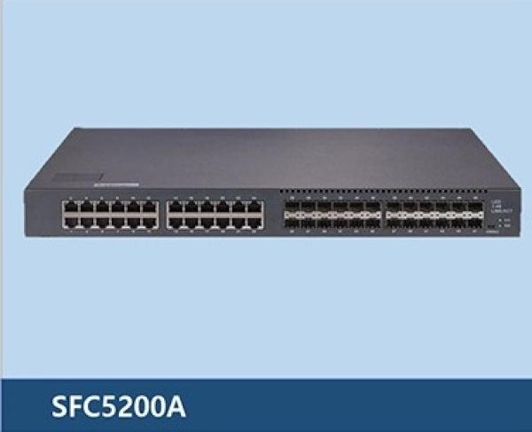 솔텍 SFC5200A 광스위치 [1Gbps/L3/24포트/SFP 24/10G/SFP8(COMBO)]