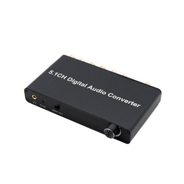 컴스 디지털 to 아날로그 오디오 컨버터 [TB042]