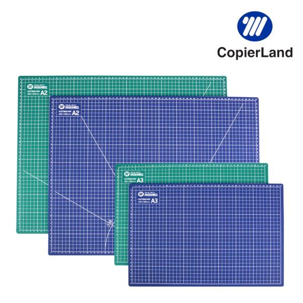 PVC 커팅 매트 [A3/녹색]