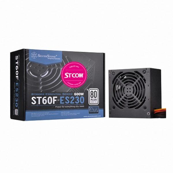 Essential ST60F-ES230 600W 80PLUS STANDARD STCOM (ATX/600W)