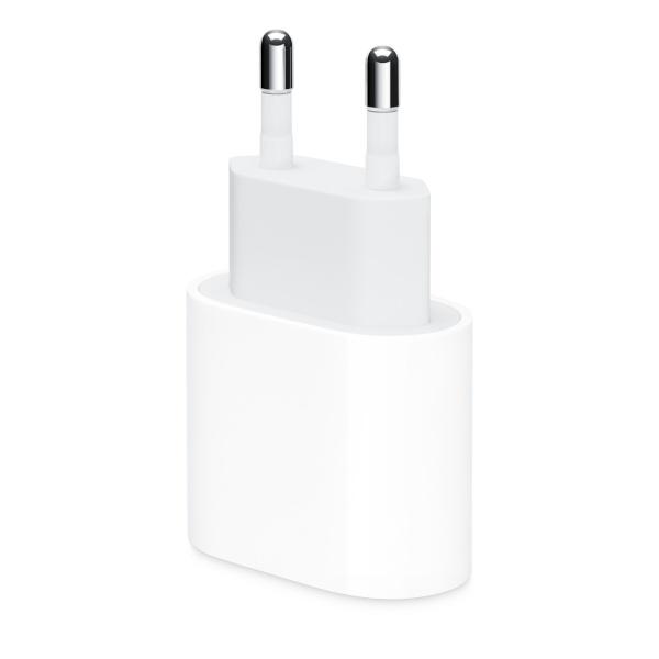 20W USB-C 전원 어댑터 [MHJH3KH/A]