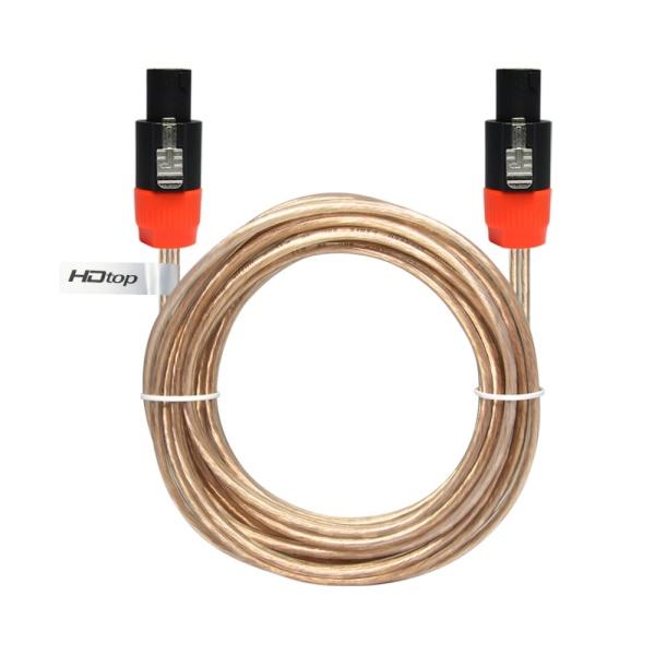 HDTOP 국산 스피콘 GGUK 80C 스피커케이블 5M [HT-ZSCG8005]