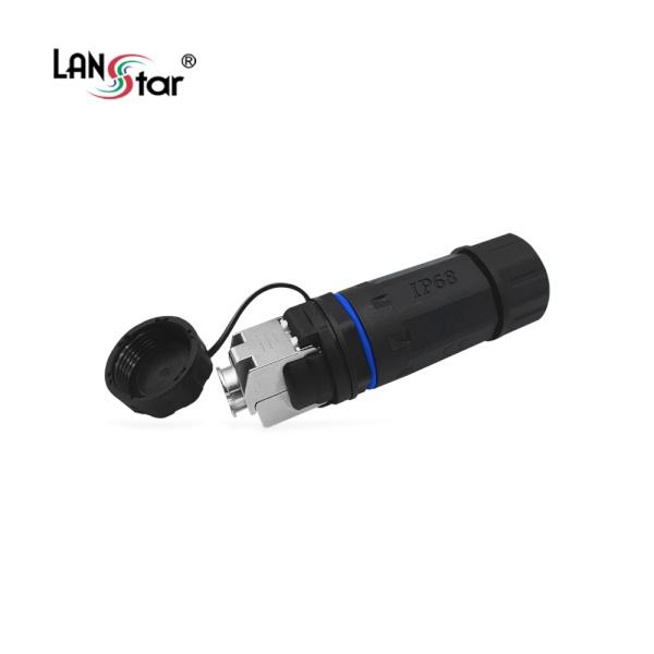 랜스타 랜스타 CAT.6 STP 방수 랜 키스톤잭 [LSP-WPK8DS-C6]