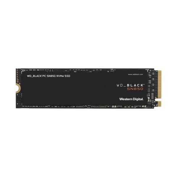 Black NVMe SSD SN850 M.2 2280 500GB TLC