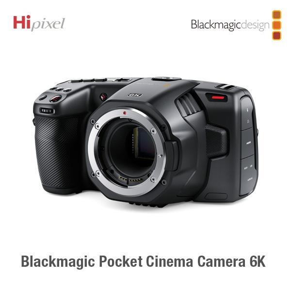 블랙매직디자인 Pocket Cinema Camera 6K