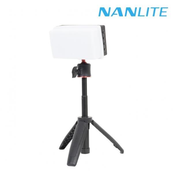[NANLITE ] 리토라이트 5C MT-08 미니조명 원 스탠드 세트