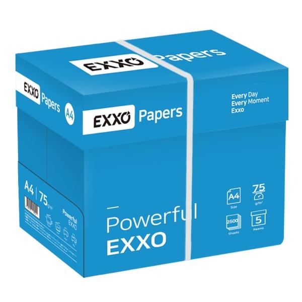 엑소(EXXO) A4 복사용지 75g 1Box (2500매) [무료배송]