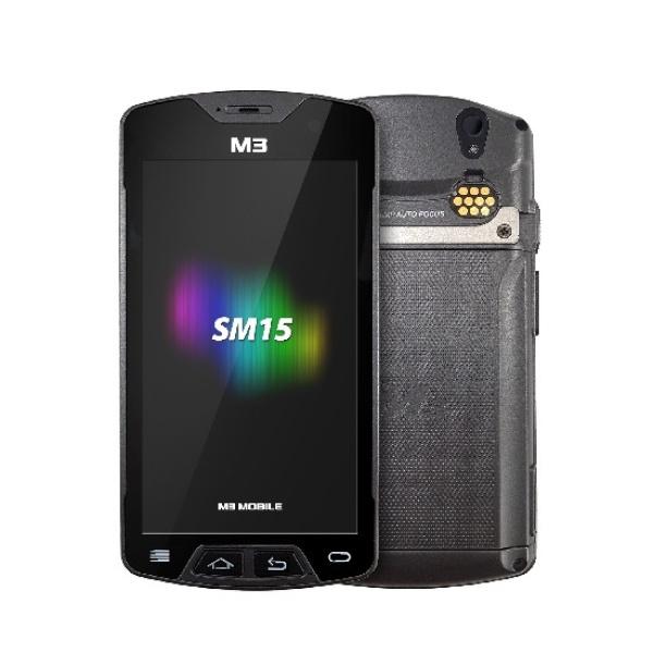 M3 SM15N 1D PDA 스캐너