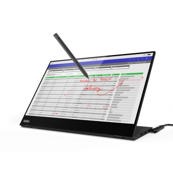 ThinkVision M14T USB-C MOBILE MONITOR