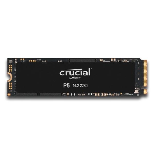 Crucial P5 M.2 NVMe 250GB TLC