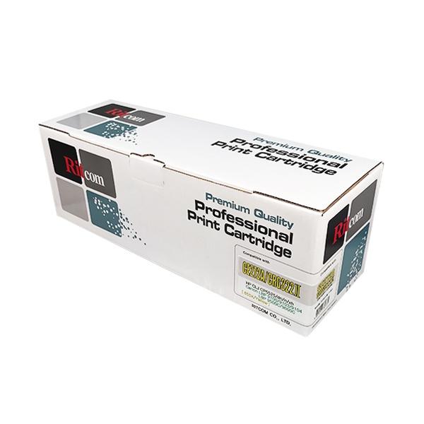 HP 재생토너 CE272A (노랑:15K)