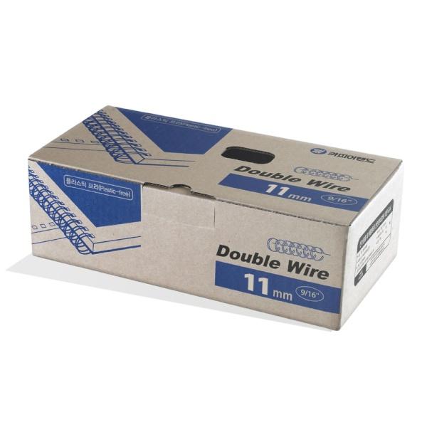 2:1 와이어링 11mm [100개입/색상선택]