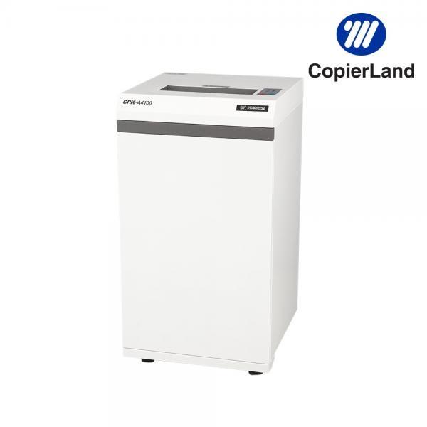문서세단기 CPK-A4100 [대형/100L/최대40매]