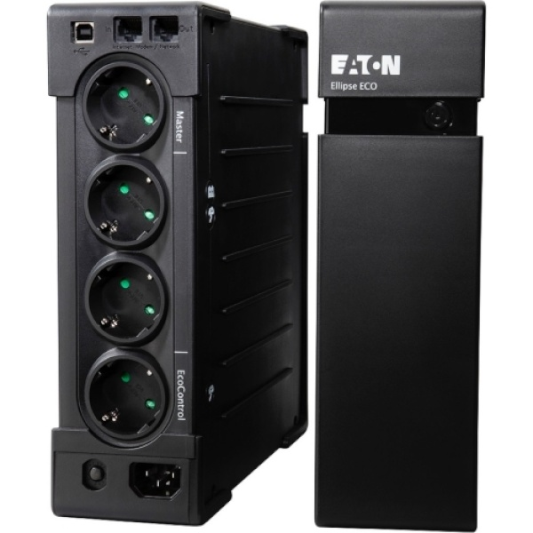 Eaton UPS Ellipse Eco, 650 USB DIN [650VA / 400W]