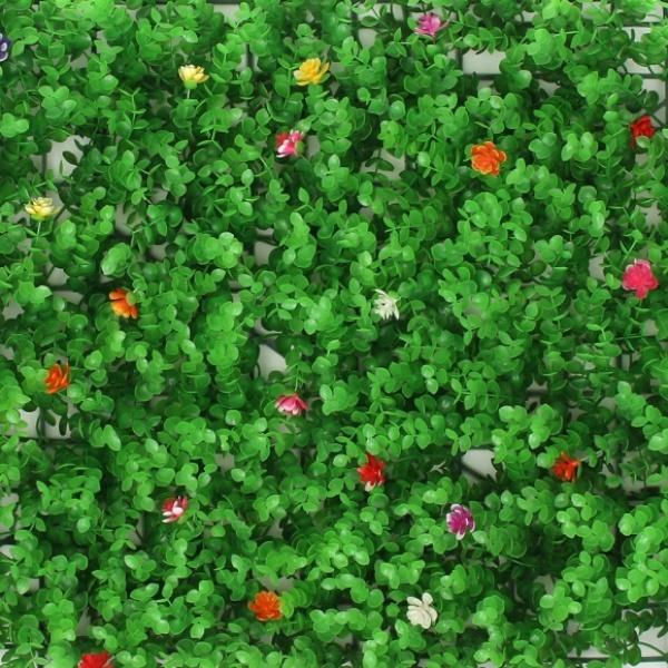 [GTS40443] 숲인테리어 들꽃 벽장식 인조잔디(60x40cm)