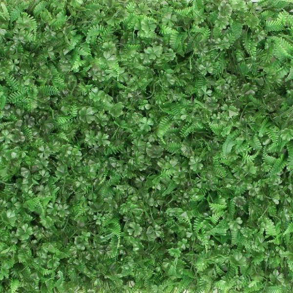 [GTS40489] 숲인테리어 네잎클러버 벽장식 인조잔디(60x40cm)