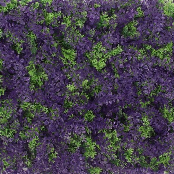 [GTS40497] 숲인테리어 투톤풀잎 벽장식 인조잔디(60x40cm)