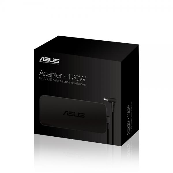 아답터, 100~240V / 19V 6.32A 120W NB 전원 코드 포함 [박스포장] *ASUS EX504GD 노트북전용*