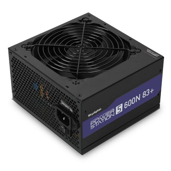 파워스테이션5 PS5-600N 83+ (ATX/600W)