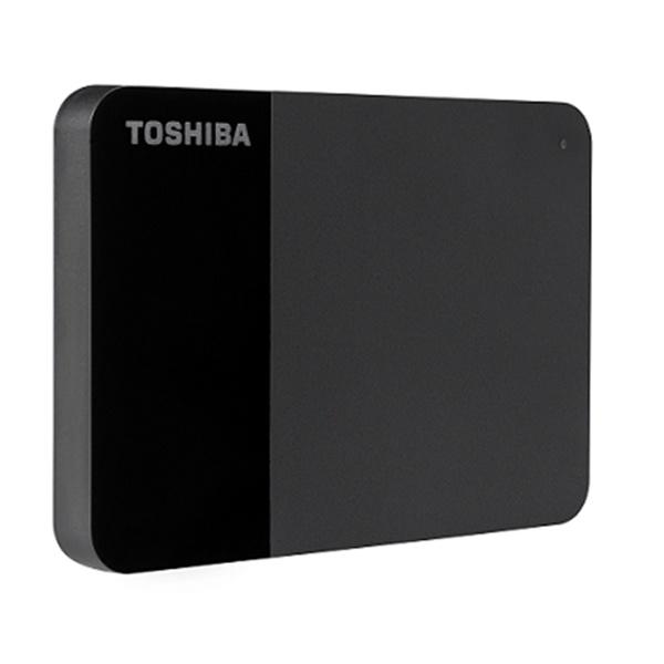 외장HDD, 칸비오 레디 (READY) [USB3.0/파우치증정] [2TB/블랙]