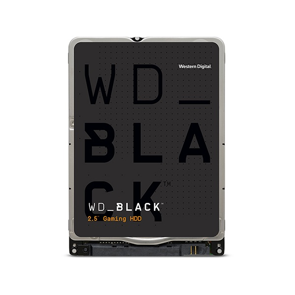 MOBILE BLACK HDD 500GB WD5000LPSX (2.5HDD/ SATA3/ 7200rpm/ 64MB/ 7mm/ SMR)