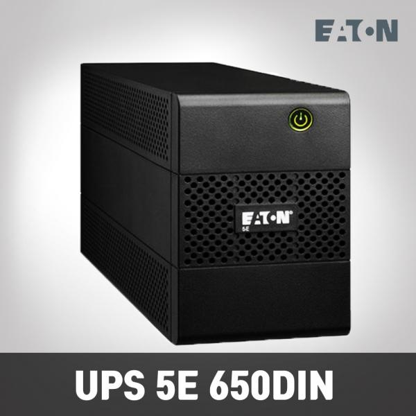 Eaton UPS 5E 650DIN [650VA / 360W]