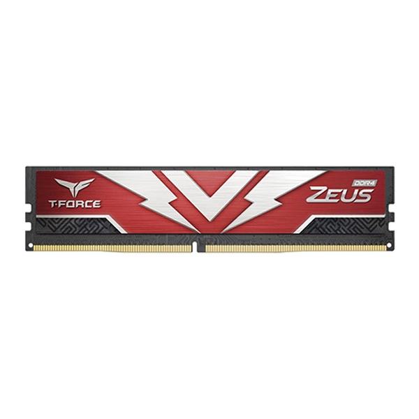T-Force DDR4 8G PC4-25600 CL20 ZEUS (8Gx1) 서린