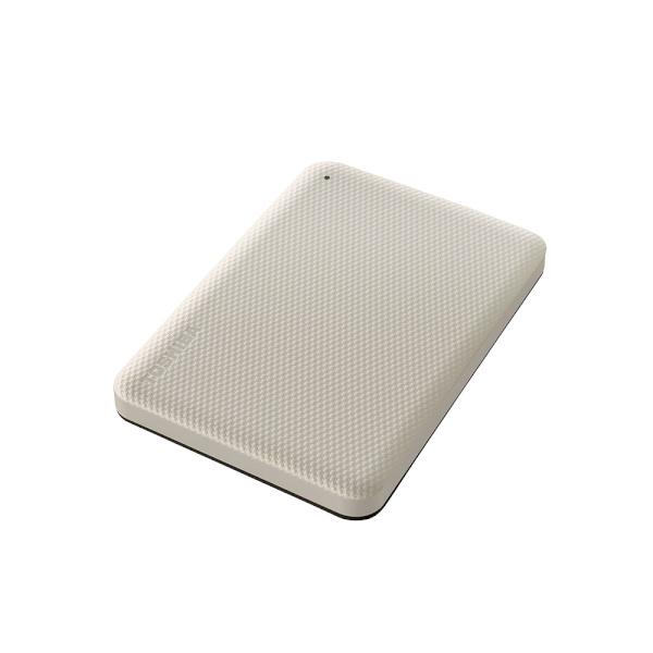 외장HDD, 칸비오 어드밴스 Gen2 (ADVANCE Gen2) [USB3.2/파우치증정] [인쇄/견적문의] 4TB [4TB/크림 화이트]