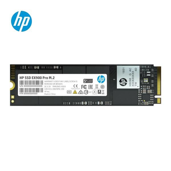EX900 PRO M.2 NVMe 2280 512GB TLC HeatSink