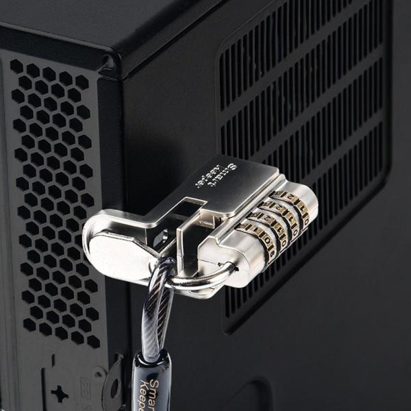 다이얼형 잠금장치, CSK-SLD01 [브라켓락]