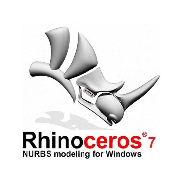 Rhinoceros 7.0 (라이노 7.0) [ESD/영문/한글] [교육용/업그레이드용(6.0->7.0)]