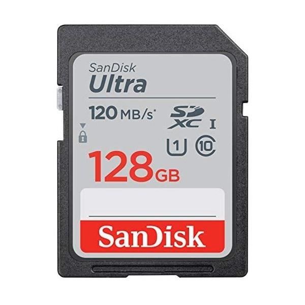 SDHC/SDXC, Ultra, 120MB/s SDXC 128G [SDSDUN4-128G-GN6IN] ▶ SDSDUNR 후속제품 ◀