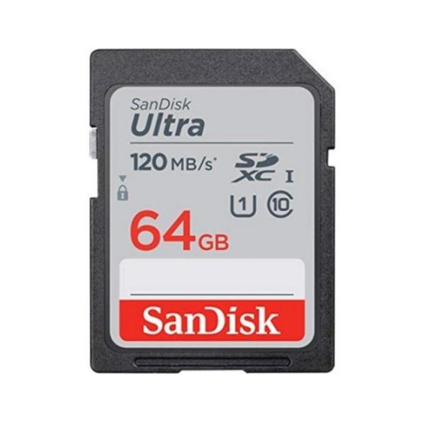 SDHC/SDXC, Ultra, 120MB/s SDXC 64G [SDSDUN4-064G-GN6IN] ▶ SDSDUNR 후속제품 ◀