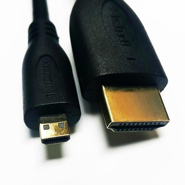 ABC넷 HDMI to Micro HDMI 케이블 [Ver2.0] 2M