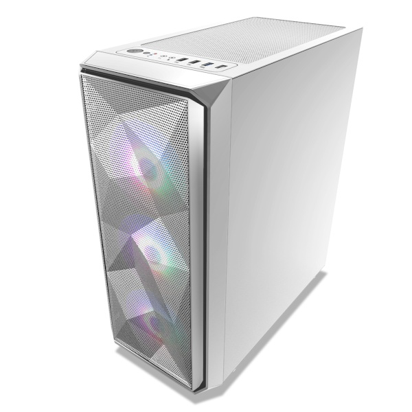 K460 RGB (화이트) (미들타워)