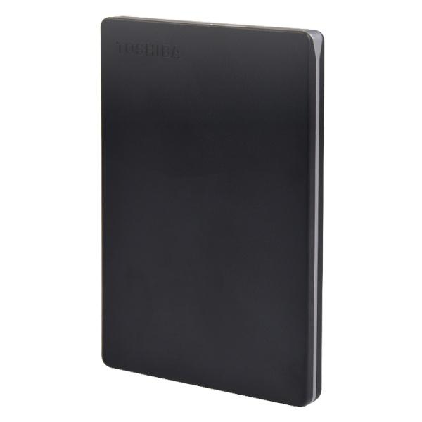 외장HDD, 칸비오 슬림3 (SLIM 3) [USB3.0/파우치증정] [인쇄/견적문의] [1TB/블랙]