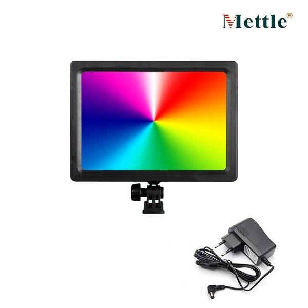 오토케 컬러패드112 RGB 컬러 LED 조명 개인방송장비 룩스패드 필터 특수효과 기본내장