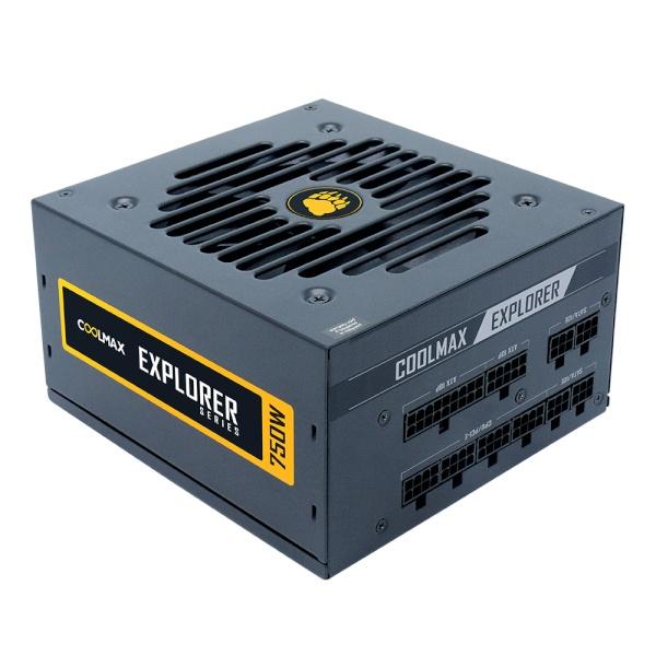 [마이크로닉스] COOLMAX EXPLORER 750W 80Plus Gold 230V EU 풀모듈러 (ATX/750W)