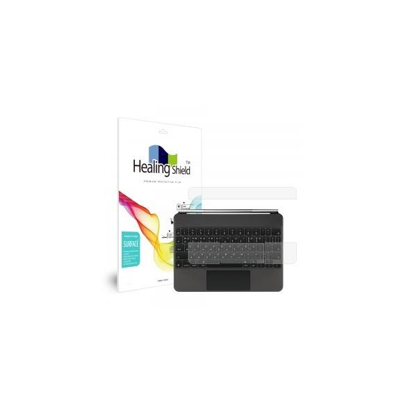 아이패드 프로 3세대 4세대 12.9인치용 매직키보드 외부보호필름 2세트