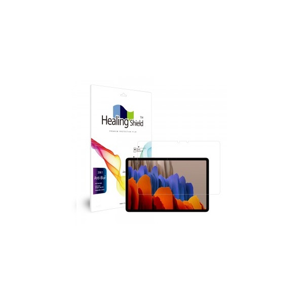 갤럭시탭S7용 블루라이트차단 고광택 액정보호필름 1매