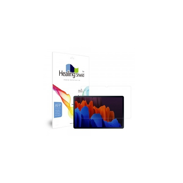 갤럭시탭S7 플러스용 올레포빅 고광택 액정보호필름 1매