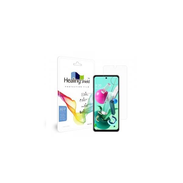 LG Q92용 올레포빅 고광택 액정보호필름 2매