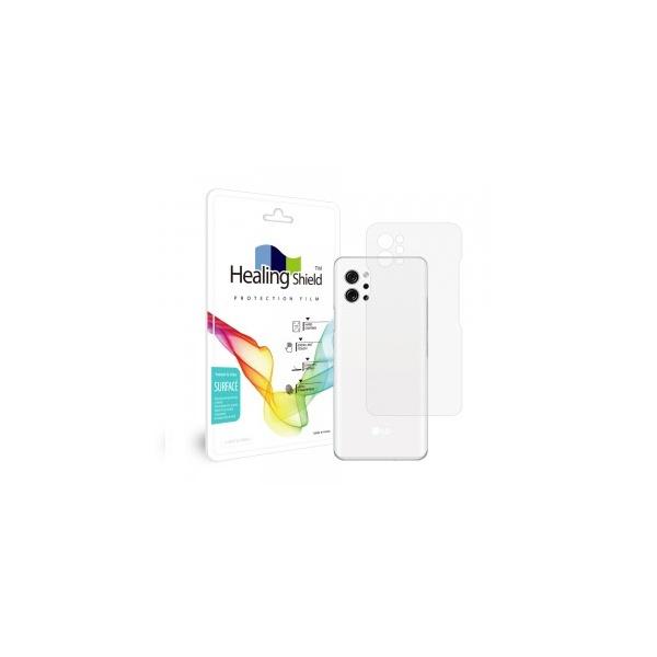 LG Q92용 무광 외부보호필름 후면2매