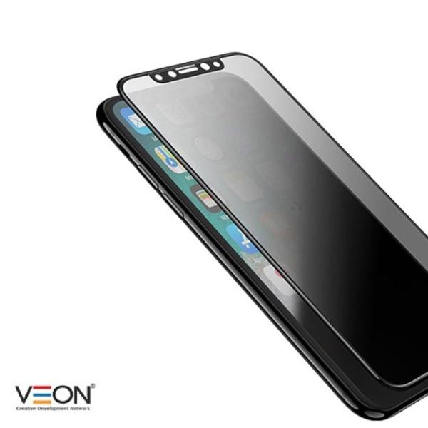VEON 아이폰 12 PRO MAX 5G 프라이버시 풀접착 풀커버 강화유리