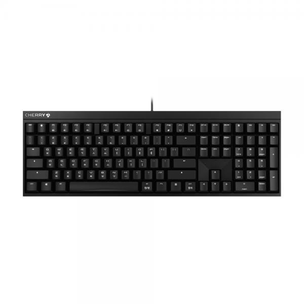 유선 기계식 키보드, MX BOARD 2.0S, G80-3820LSAKR-2, 클릭 청축 [블랙/USB]