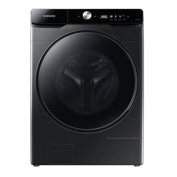 [삼성전자]그랑데 세탁기 AI WF24T8500KV (24 kg) 블랙 케비어