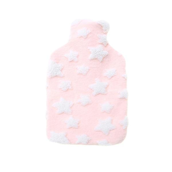 독일 휴고프로쉬 보온물주머니 핫팩 클래식 스타 [ 핑크 1.8L ]