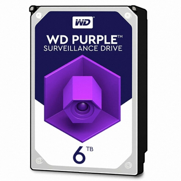 PURPLE HDD 6TB WD62PURZ (3.5HDD/ SATA3/ 5400rpm/ 64MB/ PMR) ▶ 배송비 상당의 2,500원 쿠폰 지급 ◀