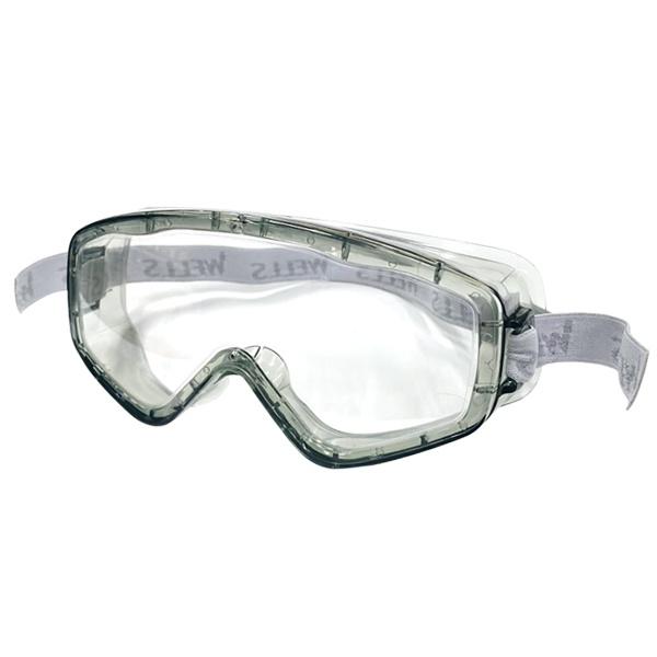 방역용 고글 PE-01 초경량 안전고글 국내생산