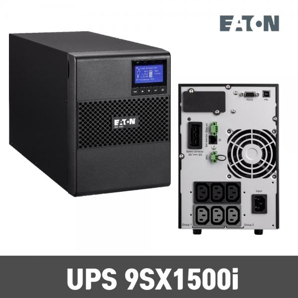 Eaton UPS 9SX 1500i [1500VA / 1350W]